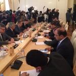 رئيس الدوما: مصر الصديق الأمين لروسيا في الشرق الأوسط