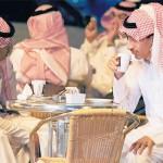 %90 من الشباب السعوديين يؤدون عملهم بحيوية