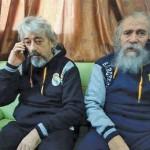 وصول رهينتين إيطاليتين بعد تحريرهما من ليبيا إلى إيطاليا