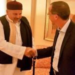 كوبلر في القاهرة لبحث تطورات الأوضاع الليبية