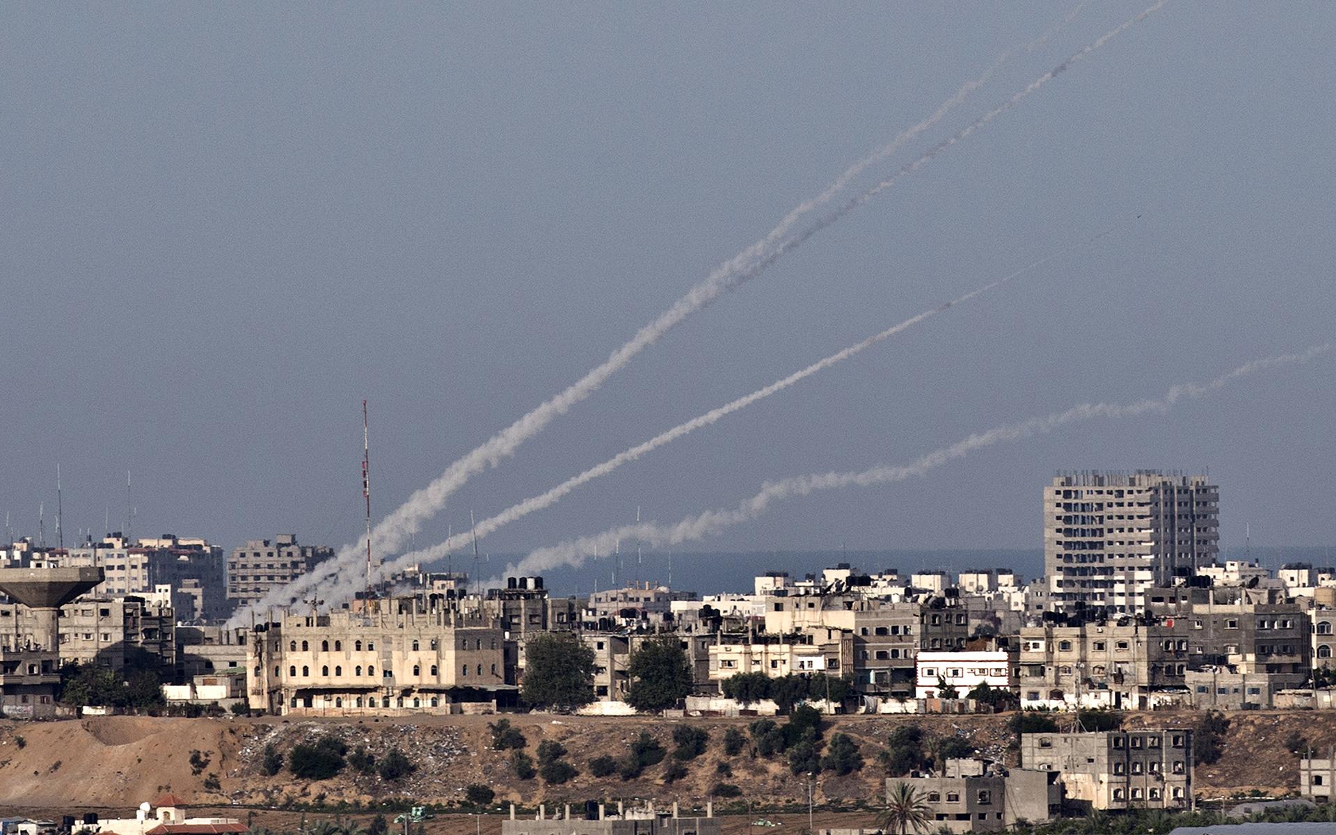 الاحتلال يرصد إطلاق صاروخين من غزة على أشكول