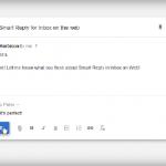 Gmail يطرح تطبيقا متطورا يمكنه من الرد على بريدك أتوماتيكيا