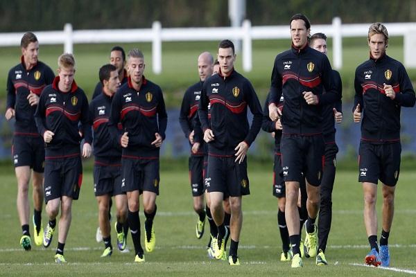 منتخب بلجيكا يخوض مباريات ودية استعدادا لمواجهاته الرسمية قناة الغد