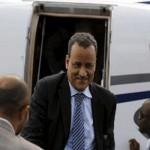 مبعوث الأمم المتحدة إلى اليمن يزور المتمردين بعد لقاء «هادي»