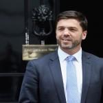 تعيين ستيفن كراب وزيرًا للعمل في بريطانيا