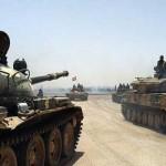 المرصد السوري: قوات الحكومة السورية تصل لمشارف تدمر