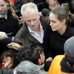 أنجلينا جولي تشعر بـ«خيبة أمل» إزاء تعامل واشنطن مع أزمة المهاجرين