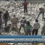 فيديو  تدهور الأوضاع الإنسانية في حلب بعد معارك النظام والمعارضة