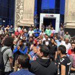 الجمعية العمومية للصحفيين المصريين تبدأ بهتاف «يد واحدة»
