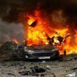 مقتل 4 أشخاص بانفجار سيارة مفخخة في بغداد