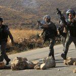 إصابة فلسطيني من ذوي الإعاقة برصاص الاحتلال