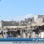 فيديو  «حلب تحترق» في ظل الإدانات العربية والأجنبية