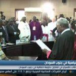 فيديو  مجلس الأمن يطالب رياك مشار بتشكيل حكومة انتقالية بالسودان