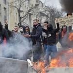 فيديو|قانون العمل الفرنسي..احتجاجات عمالية وإصرار حكومي