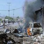 سقوط 6 قتلى بانفجار سيارة مفخخة في مقديشو