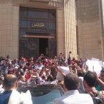 صور وفيديو| صحفيو مصر ينظمون مسيرة لتقديم بلاغات ضد وزير الداخلية