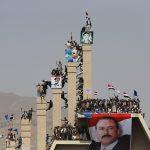 التحالف العربي يقصف مواقع للحوثيين جنوب صنعاء