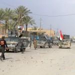 «عمليات الأنبار» تعلن تحرير جزيرة الخالدية من قبضة «داعش»