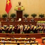 فيتنام تجري تغييرا وزاريا شمل 21 وجها جديدا