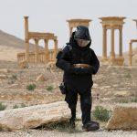 روسيا: عودة خبراء إزالة الألغام من سوريا