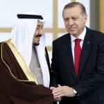 أنقرة: أردوغان والملك سلمان يبحثان العلاقات التركية السعودية