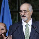 الجعفري: سوريا لن تسمح لأي تدخل خارجي رسم مستقبل البلاد