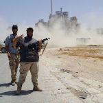 مقتل 4 أشخاص وإصابة آخرين في تفجير إرهابي ببنغازي