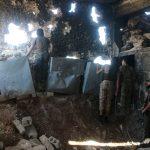 مئات المدنيين قتلوا في هجمات عشوائية بحلب