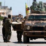 آخر مستجدات الاشتباكات في القامشليبسوريا