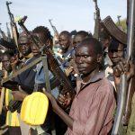 تشكل جماعة متمردة جديدة في جنوب السودان