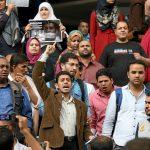 جبهة الدفاع عن متظاهري مصر: القبض على 287 شخصا في تظاهرات 25 أبريل