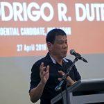 الرئيس الفيليبيني يتعهد بالقضاء على جماعة أبو سياف الإرهابية