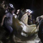 مقتل 38 مدنيا في تبادل قصف بحلب شمال سوريا