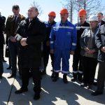 روسيا تطلق أول صاروخ من منشأة فضائية جديدة