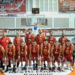 الأهلي بطلا للدوري المصري لكرة السلة