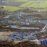 تزايد أعداد المهاجرين مجددا في مخيم «كاليه» بفرنسا