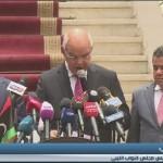 فيديو نائب رئيس البرلمان الليبي: منح الثقة لحكومة السراج ينهي الانقسام