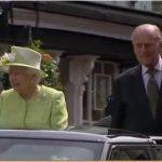 فيديو  الملكة إليزابيث الثانية تحتفل بعيد ميلادها الـ90