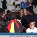 فيديو  لاجئو «لسبوس» اليونانية لـ«الغد»: هربنا من الموت إلى الذل والمهانة
