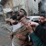 «حلب تحترق».. النظام ينتهك اتفاق الهدنة ومفاوضات جنيف