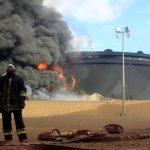 فيديو| «داعش» يسيطر على ميناء البريقة النفطي في ليبيا