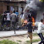 ارتفاع عدد ضحايا العنف السياسي في بوروندي مع مقتل 3 آخرين