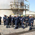 عمال النفط يبدأون إضرابا شاملا في الكويت احتجاجا على مشروع البديل الإستراتيجي