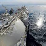 أول شحنة من الغاز الطبيعي الأمريكي تصل البرتغال