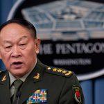 الصين: يجب رفع كل الحظر الذي تفرضه أمريكا على بيع الأسلحة