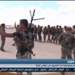 فيديو| تحالف سوريا الديمقراطية يستعد لتحرير «الرقة»