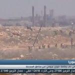 فيديو  تطورات الحرب في سوريا والأوضاع الإقليمية والدولية