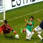 صور  أبو تريكة والجابر يشاركان في مباراة أساطير العالم بالمكسيك