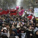 فيديو| تصاعد الاحتجاجات على قانون العمل الجديد فى فرنسا