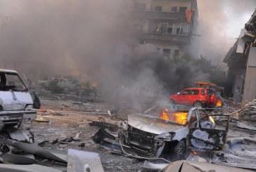 الجيش السوري يحبط تفجيرا قرب دمشق.. وانفجار سيارة ملغومة في حمص